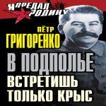 Петр Григоренко — В подполье встретишь только крыс (аудиокнига)