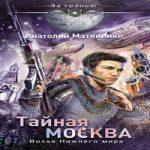 Анатолий Матвиенко — Тайная Москва. Волхв Нижнего мира (аудиокнига)