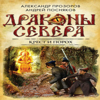 Андрей Посняков, Александр Прозоров - Крест и порох (аудиокнига)