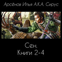 Сен. Книги 2-4 (аудиокнига)