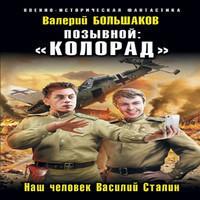 Позывной «Колорад». Наш человек Василий Сталин (аудиокнига)