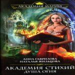 Анна Гаврилова, Наталья Жильцова — Душа Огня (аудиокнига)
