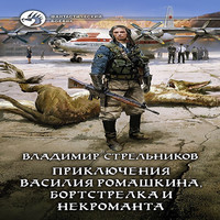 Приключения Василия Ромашкина, бортстрелка и некроманта (аудиокнига)