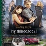 Елена Янук — Ну, понеслось! (аудиокнига)