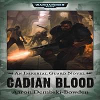 Кадианская кровь (аудиокнига)