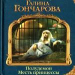 Галина Гончарова — МЕСТЬ ПРИНЦЕССЫ (аудиокнига)