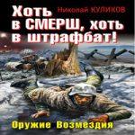 Николай Куликов — Хоть в СМЕРШ, хоть в штрафбат! Оружие Возмездия (аудиокнига)