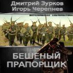 Зурков Дмитрий, Черепнев Игорь — Бешеный прапорщик. Части 1-12 (аудиокнига)