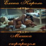 Елена Кароль — Мишка с сюрпризом (аудиокнига)