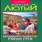Алексей Лютый — Двенадцать подвигов Рабин Гута (аудиокнига)