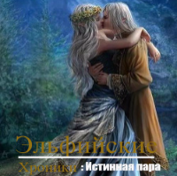Эльфийские хроники:Истинная пара (аудиокнига)