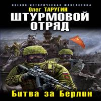Штурмовой отряд. Битва за Берлин (аудиокнига)