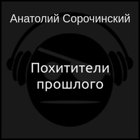 Похитители прошлого (аудиокнига)