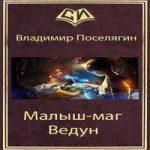 Владимир Поселягин — Малыш-маг. Ведун (аудиокнига)