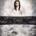 Юлия Меллер — Опустошенный север (аудиокнига)