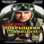 Евгений Полищук — «Ахтунг! Покрышкин в воздухе!» (аудиокнига)