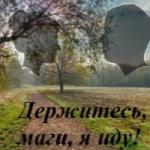 Елисеева Валентина — ДЕРЖИТЕСЬ, МАГИ, Я ИДУ! (аудиокнига)