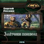 Сергей Лесник — Залётчики поневоле (аудиокнига)