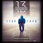 Егор Горд — 13 осколков личности. Книга сильных (аудиокнига)