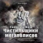 Георгий Вед — Чистильщики мегаполисов (аудиокнига)