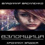 Аудиокнига Взломщица — Владимир Василенко