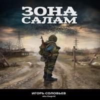 Аудиокнига Зона Салам