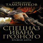 Аудиокнига Вражья дочь — Александр Тамоников