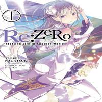 Аудиокнига Re:Zero. Жизнь с нуля в альтернативном мире. Том 1