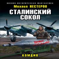 Аудиокнига Комдив