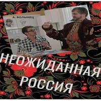 обложка Неожиданная Россия