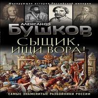 обложка Сыщик, ищи вора! Самые знаменитые разбойники России